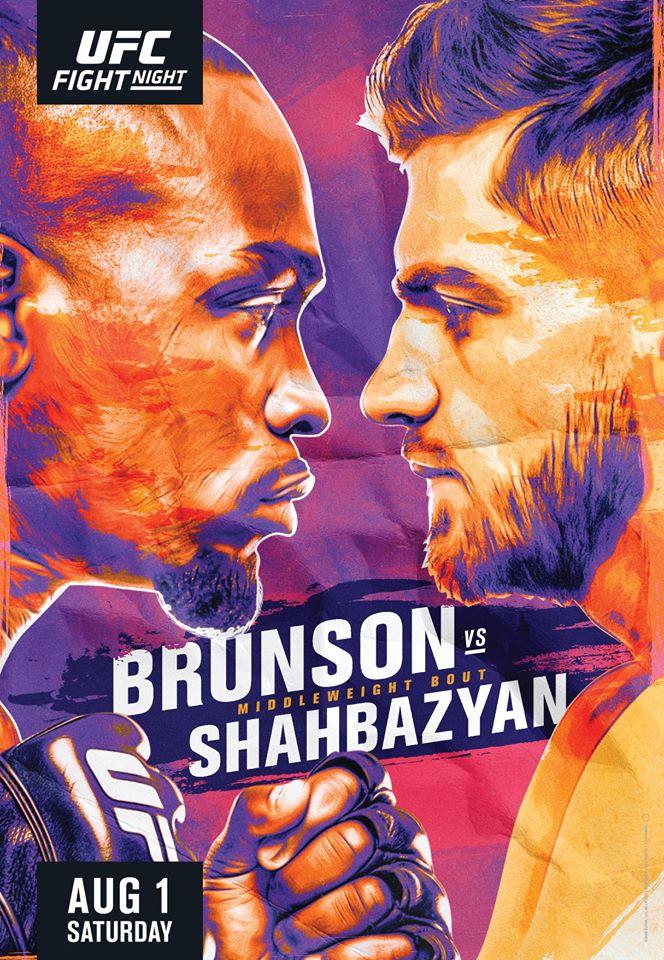 Brunson vs Shahbazyan