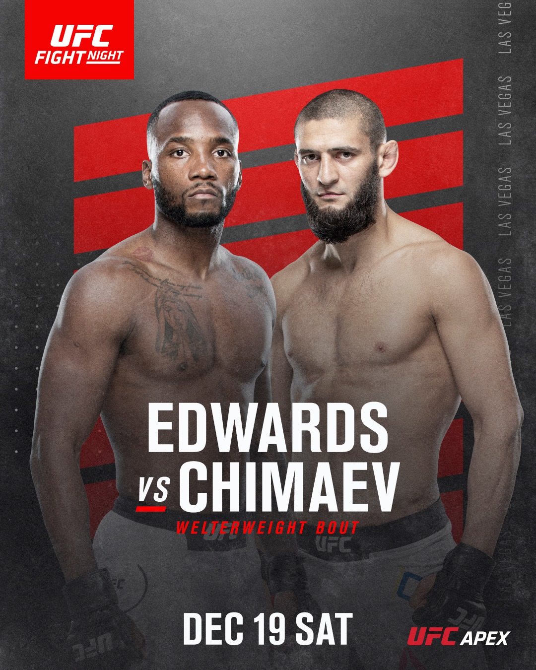 Edwards vs Chimaev