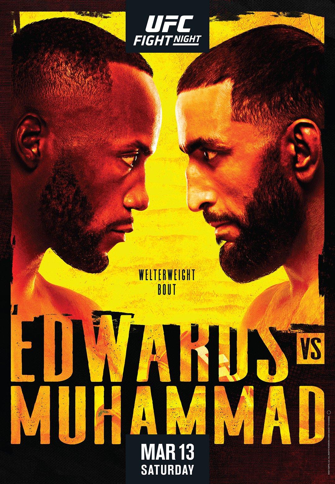 Edwards vs Muhammad