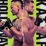 Holloway vs Kattar