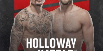 Holloway vs Kattar