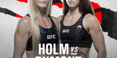 UFC Fight Night - Holm vs Dumont