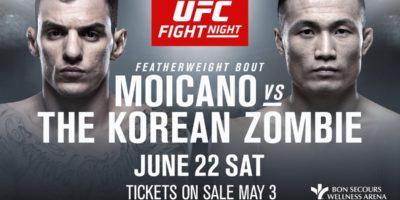 UFC Fight Night Greenvill
