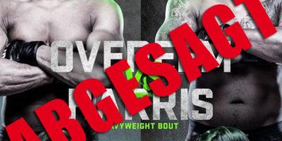 UFC Fight Night - Overeem vs Harris