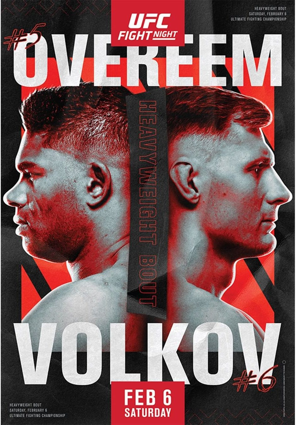 Overeem vs Volkov