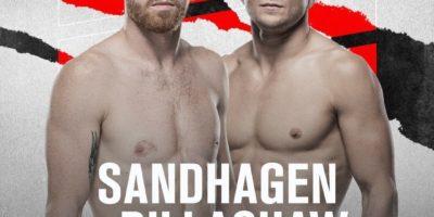 Sandhagen vs Dillashaw