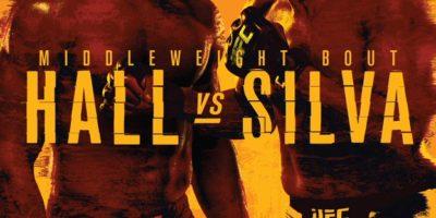 Silva vs Hall