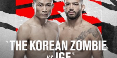 The Korean Zombie vs Ige