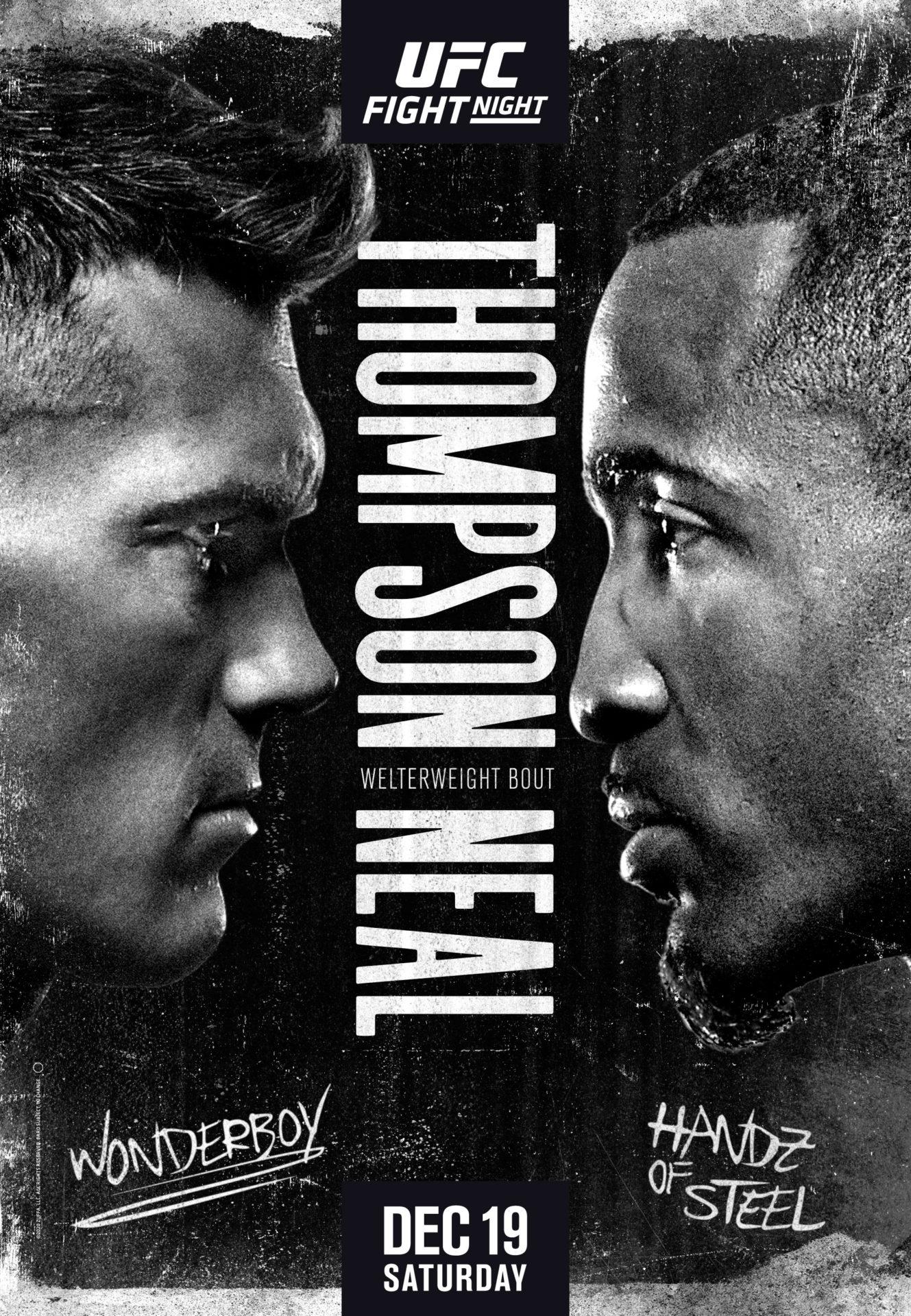 Thompson vs Neal