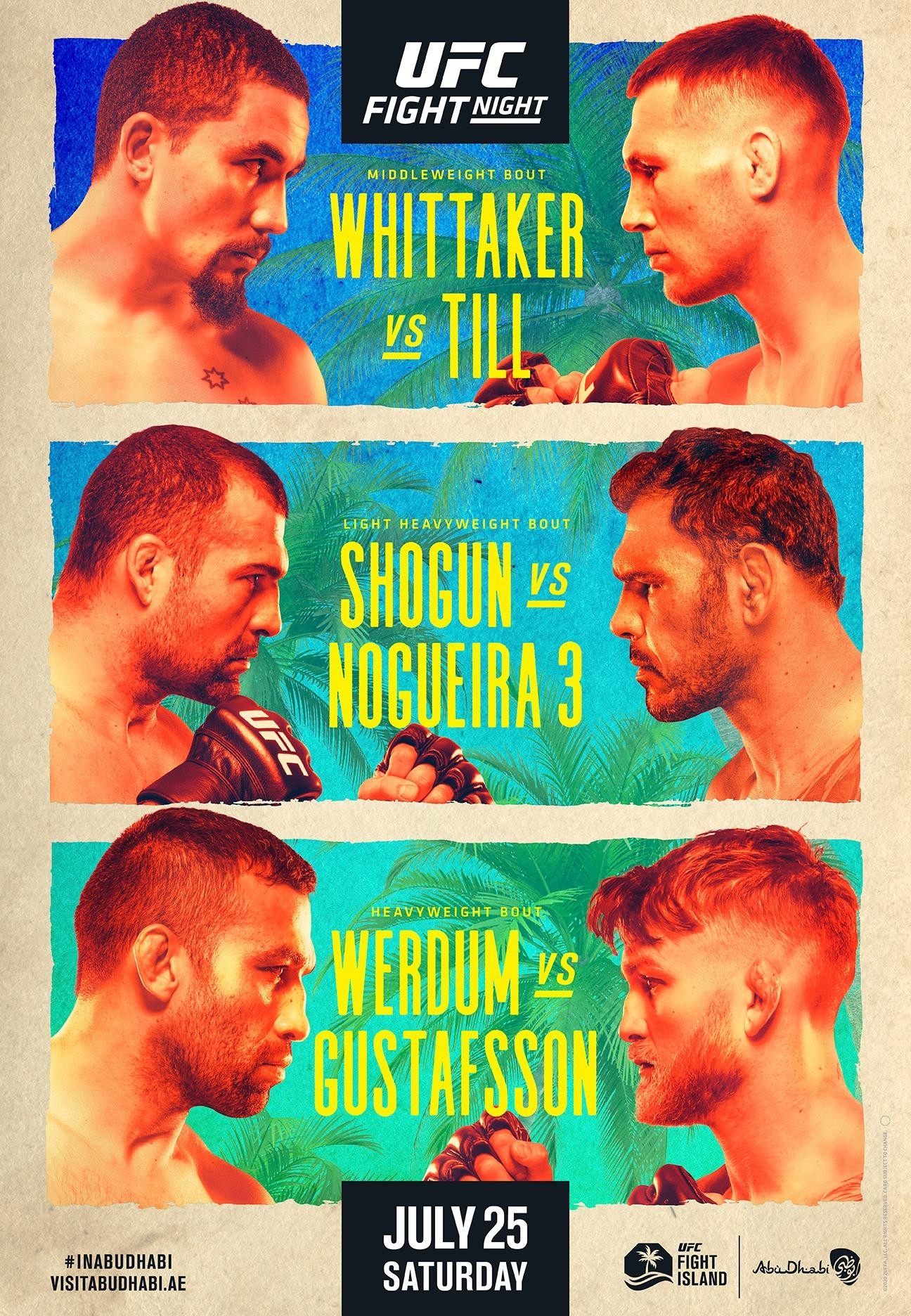 Till vs Whittaker