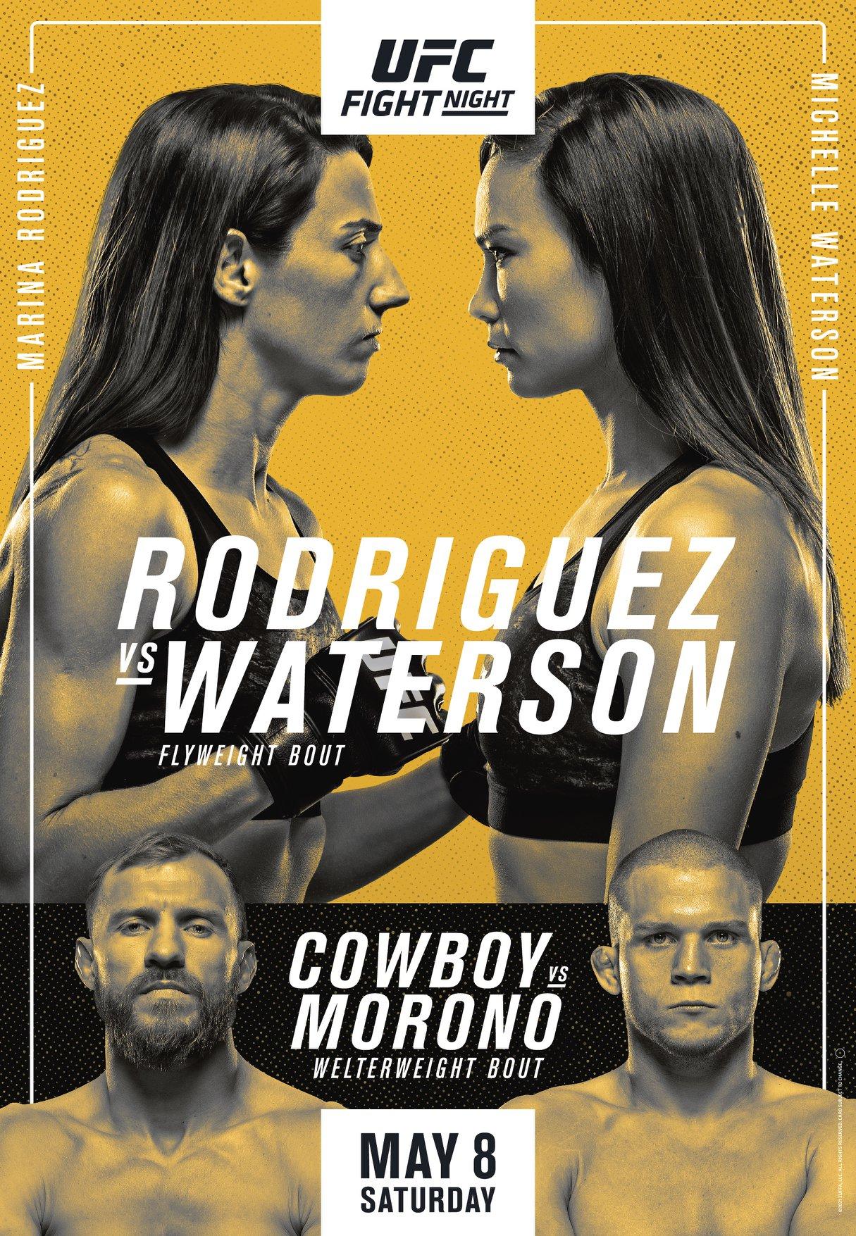 Rodriguez vs Waterson