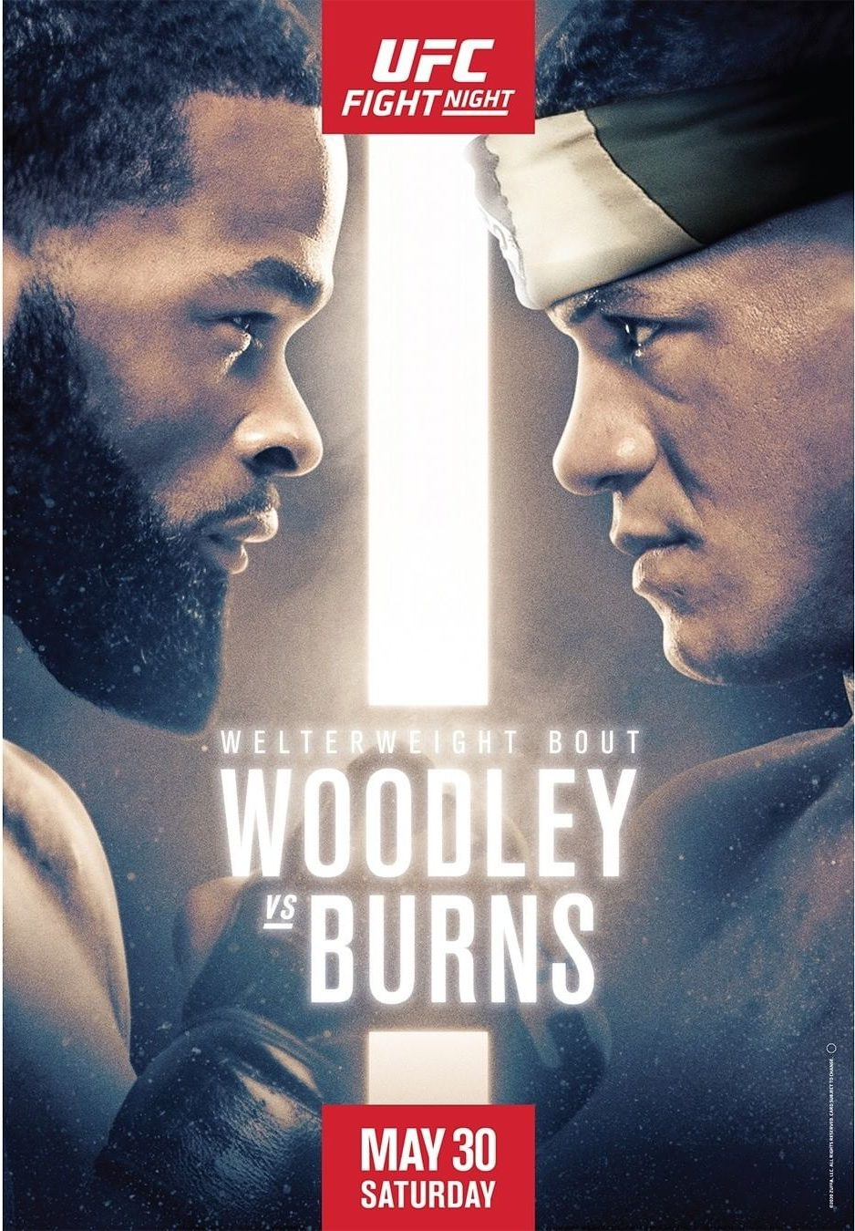 Woodly vs Burns