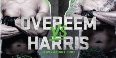 Overeem vs Harris