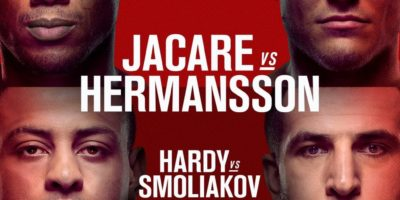 Jacare vs Hermansson