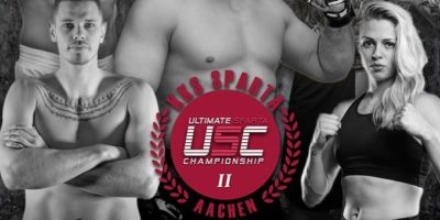 Ultimate Sparta Championship Poster