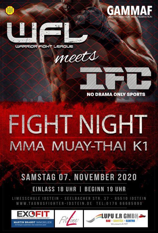 Warrior Fight Night