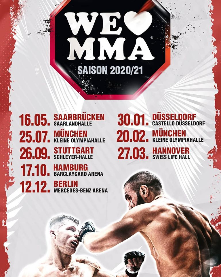 We Love MMA Tour
