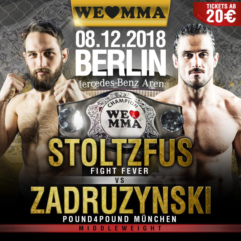 Mma Berlin Tickets
