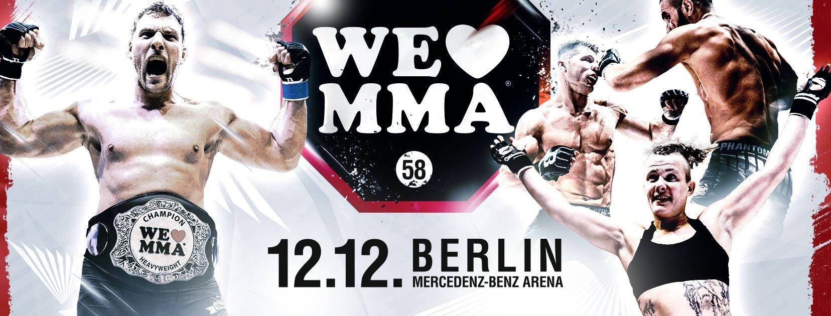 We love MMA Berlin