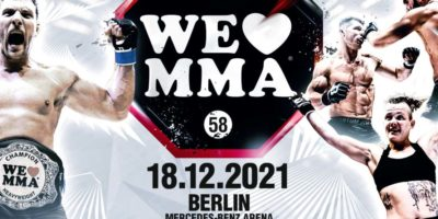 We love MMA 58