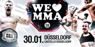 We love MMA Düsseldorf