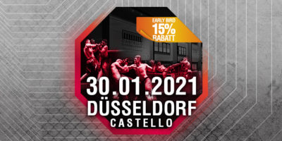 We love MMA 2021 Düsseldorf