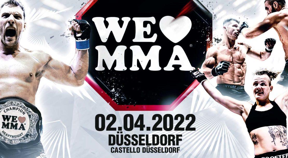 We love MMA Düsseldorf 2022