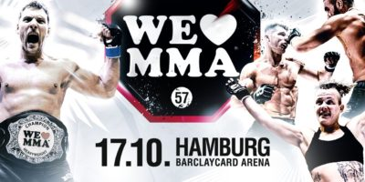 We love MMA Hamburg