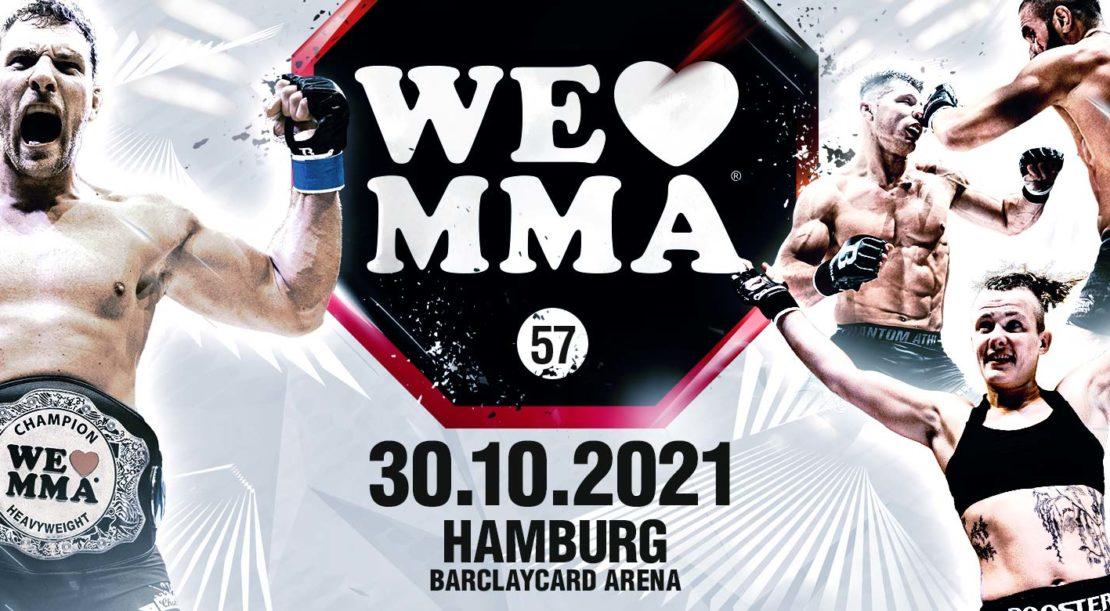 We love MMA 57