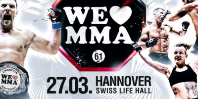 We love MMA 61