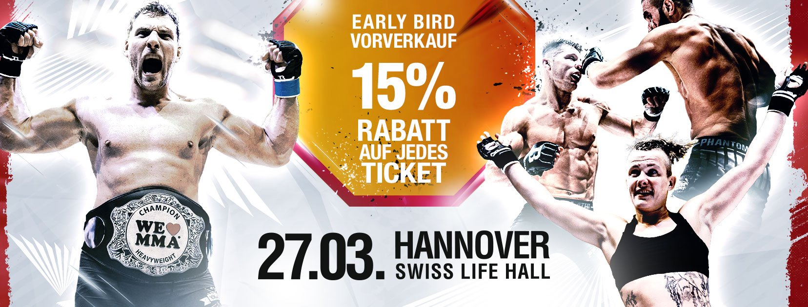 We love MMA Hannover