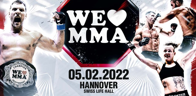 We love MMA Hannover 2022
