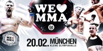 We love MMA München