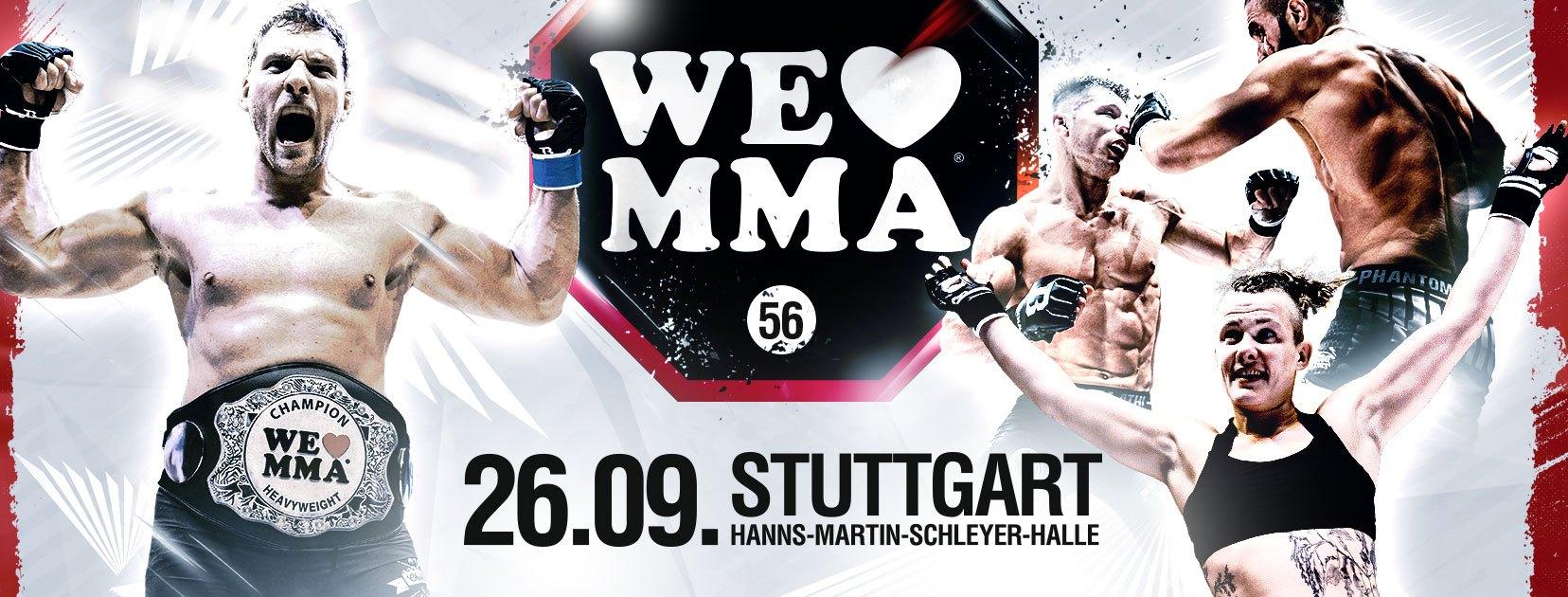 We Love Mma Stuttgart