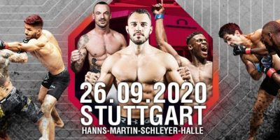 We love MMA - Stuttgart
