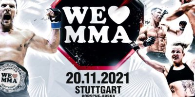 We love MMA 56