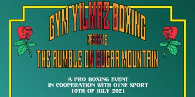 Yilmaz Boxing